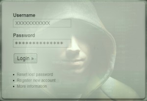 Phishing hacker