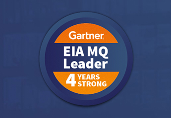 Gartner EIA MQ Leader, 4 years strong